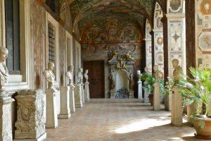 Oggetti antichi rari al Museo Nazionale Romano di Palazzo Altemps