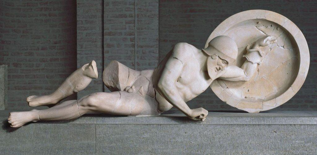 statue greche antiche