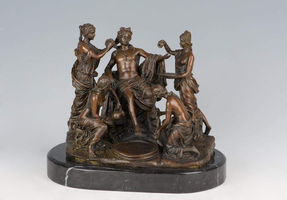 statue bronzo antiche