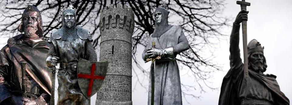 Statue medievali