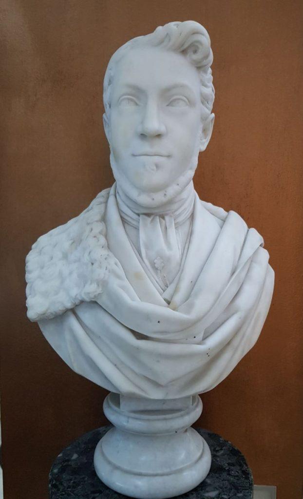 Vendita busto imperatore Romano