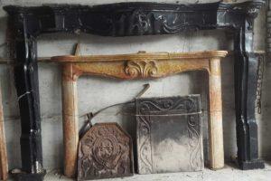 Vendita camini in pietra di molera: una pietra tutta lombarda