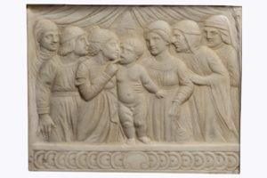 Cerchi un bassorilievo in marmo antico?