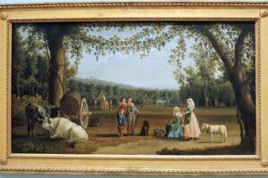 I dipinti dell'800, i secoli più romantici e impressionisti racchiusi in tela
