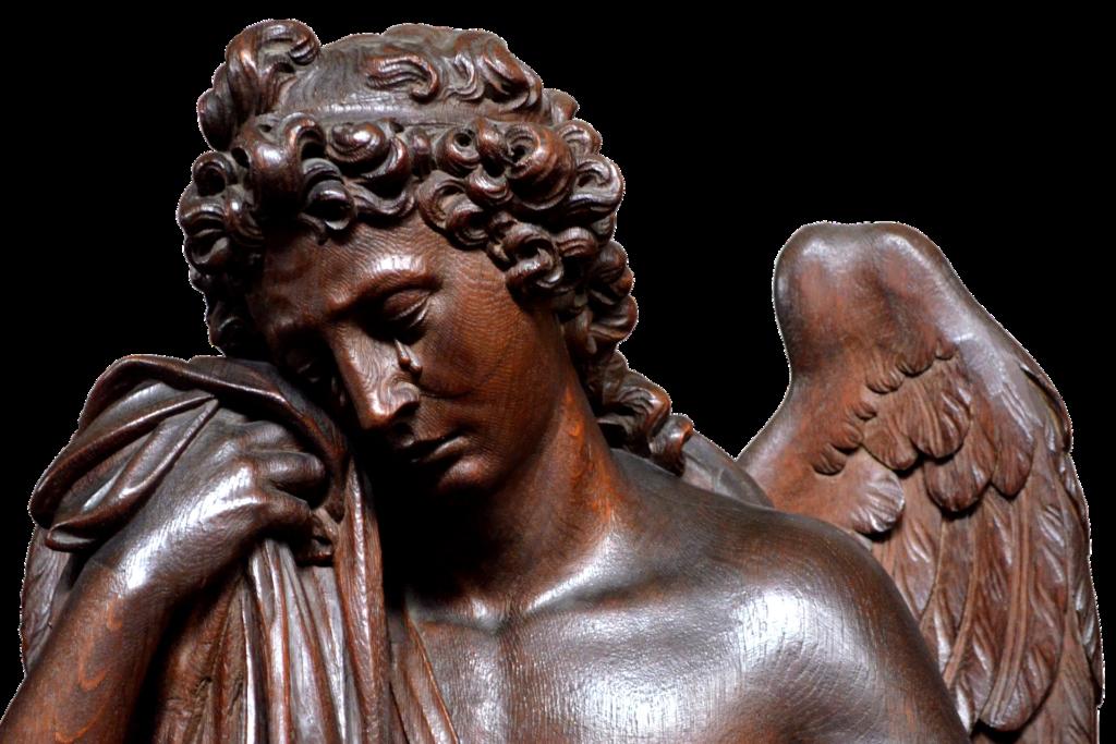 sculture in legno antiche