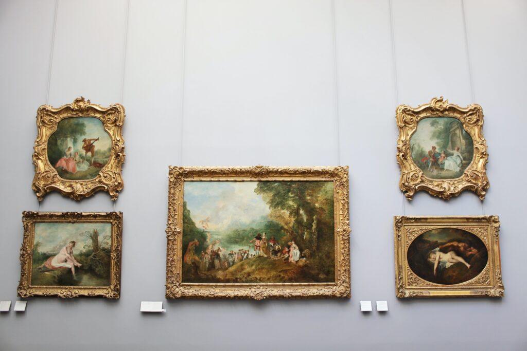 cornici antiche per quadri