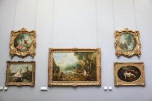 Le cornici antiche per quadri: il più nobile dei mobili
