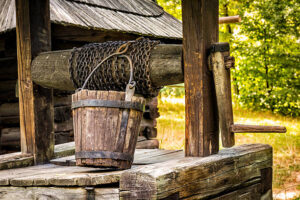 I pozzi antichi da giardino, il top della versatilità per decorare il tuo esterno