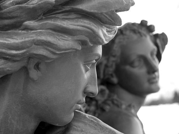 sculture antiche in marmo